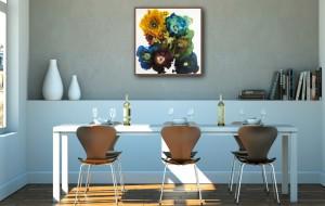 The Bouquet in Studio